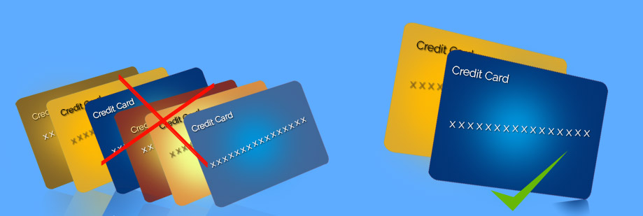 multiple credit card